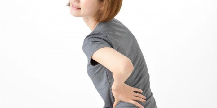 腰が痛いのは骨盤のゆるみが原因